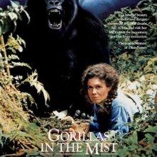 La locandina di Gorilla nella nebbia