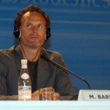 Il regista Matthew Barney a Venezia per il film Drawing Restraint 9