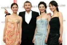 Venezia 2005: Tsui Hark ed i protagonisti del suo 'Seven Swords'