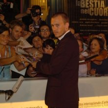 Heath Ledger a Venezia per Brokeback Mountain