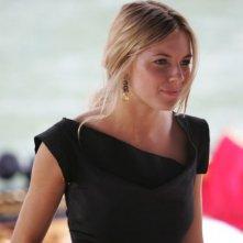 2005, Sienna Miller a Venezia per presentare Casanova