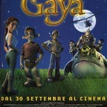 La locandina di Gaya