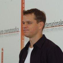Matt Damon a Venezia per presentare I fratelli Grimm e l'incantevole strega