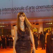 Monica Bellucci a Venezia per presentare I fratelli Grimm