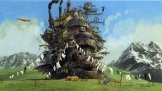 una immagine de Il castello errante di Howl