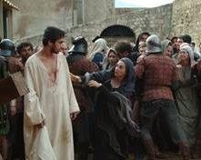 Una scena del film La passione di Giosuè l'ebreo