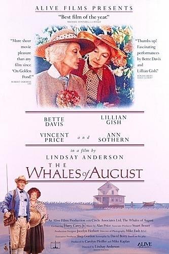 Risultati immagini per Le Balene d'Agosto