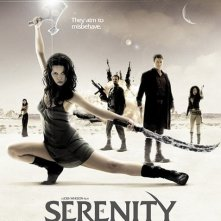 La locandina di Serenity