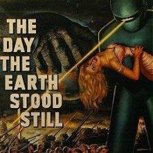 La locandina di Ultimatum alla Terra