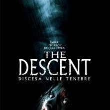 La locandina italiana di The Descent