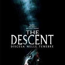 La locandina italiana di The Descent
