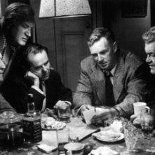 Una scena di Rapina a mano armata di Kubrick