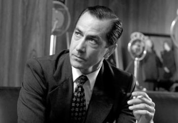 David Strathairn in Good Night, and Good Luck