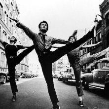 George Chakiris in una scena di West Side Story