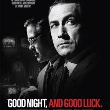 La locandina italiana di Good Night, and Good Luck