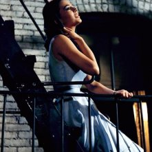 Natalie Wood in una scena di West Side Story
