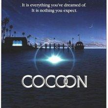 La locandina di Cocoon, l'energia dell'universo