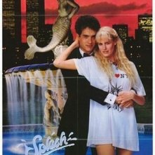 La locandina di Splash, una sirena a Manhattan