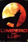 La locandina italiana de L'impero dei lupi