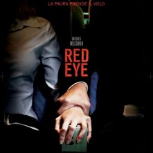 La locandina italiana di Red Eye