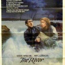 La locandina di Il fiume dell'ira