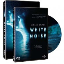 Il packshot del dvd di White Noise