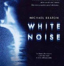 La copertina del DVD di White Noise