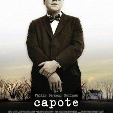 La locandina di Capote