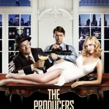 La locandina di The Producers