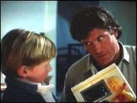 David Hasselhoff in una scena de La casa 4