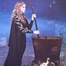 Eleonora Giorgi in Mia moglie è una strega