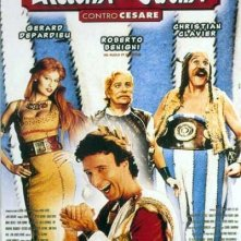 La locandina di Asterix e Obelix contro Cesare