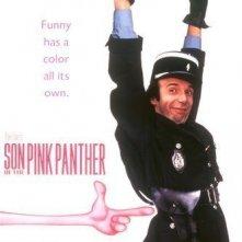 La locandina di Il figlio della pantera rosa
