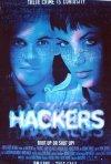 La locandina di Hackers