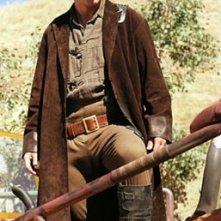 L'attore Nathan Fillon in una scena di Serenity