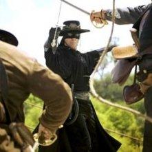 Antonio Banderas è il protagonista di The Legend of Zorro
