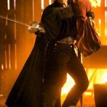 Antonio Banderas è la star di The Legend of Zorro