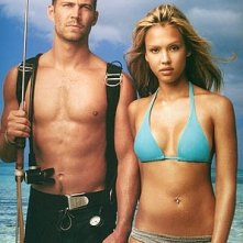 Jessica Alba e Paul Walker