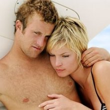 Scott Caan e Ashley Scott in Trappola in fondo al mare