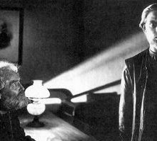 Henrik Malberg e Preben Lerdorff Rye in una scena di ORDET - LA PAROLA