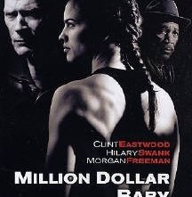 La copertina del DVD di Million Dollar Baby - Special edition