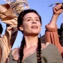 Embeth Davidtz in una scena de L'ARMATA DELLE TENEBRE
