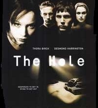La locandina originale di THE HOLE