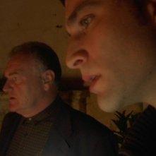 Gianluca Curti con Gianni, guida locale ne Il mistero di Lovecraft