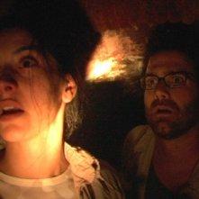 Simonetta Solder e Fausto Sciarappa ne Il mistero di Lovecraft
