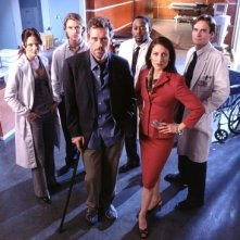Una foto promozionale di Dr House : Medical Division