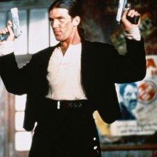 Antonio Banderas nel film Desperado