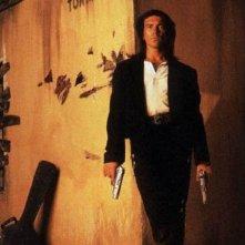 Antonio Banderas in una scena di Desperado