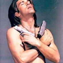 Antonio Banderas in una foto promozionale per Desperado