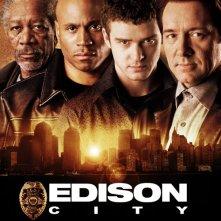 La locandina di Edison City